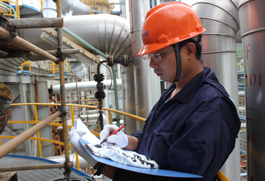 基于风险管理的防腐蚀评估监测与预测