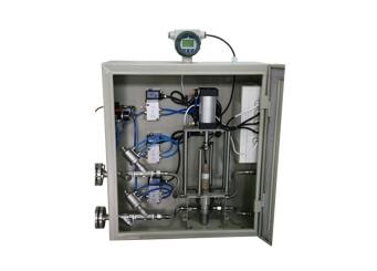 pH电极自动清洗保养系统