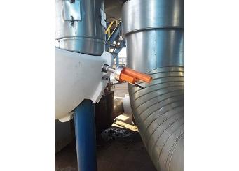 管道在线超声测厚系统