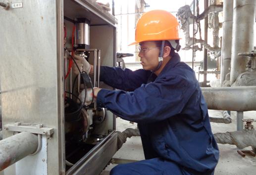 Note agent (inhibitor) assessment management-Shenyang Zhongkeweier