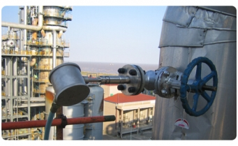 Resistance corrosion online monitoring system