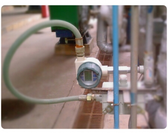PH corrosion online monitoring system