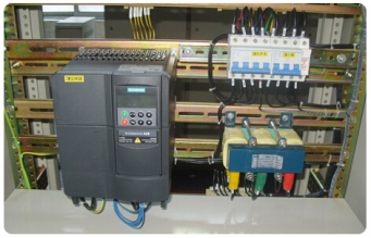 Frequency conversion controller
